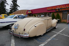 1940 Chevrolet (bballchico) Tags: 1940 chevrolet lowlife convertible bomb harleypatrons patronsccseattle ratbastardscarshow carshow awardwinner harleywoodkustoms 206 washingtonstate