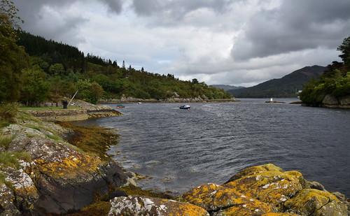 Caladh Harbour