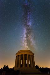 2016 08-MilkyWay-4 (exxebol) Tags: milky way voie lacte montsecmeuse nuit etoiles long exposure ciel night sky etoile mmorial de montsec stars milkyway