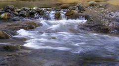 American River Trickle (Janet Kopper Photography) Tags: california longexposure landscape nikon rocks waterfalls sacramento americanriver