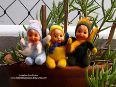 Fofoletes Trol - 1970/80 (~Marba~Furtado~) Tags: vintage cores toy colorful doll bonecas dolls brinquedos fofolete trol bonequinha beandoll olhodevidro toycollector matchboxdoll beandolls