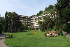 Lugano - Grand Hotel Villa Castagnola (sandorson) Tags: travel schweiz switzerland ticino suisse suiza svizzera lugano lakelugano lagodilugano luganersee  villacastagnola svjc lacdelugano  sandorson   luganit