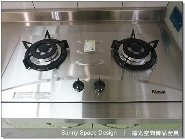 廚具│廚具大王│陽光廚具-作品246-一字型廚具-陽光空間精品廚具