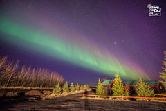 Northern light (ShengRan) Tags: light iceland aurora northern d600