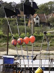 Dan Buoys (Mel Low) Tags: suffolk fishing olympus northsea southwold buoy walberswick inshorefishing suffolkcoast olympuse520 danbuoys