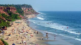 India - Kerala - Varkala - Beach - 63