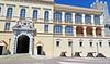 Prince's Palace of Monaco (travelmag.com) Tags: sea mountains port mediterranean monaco guards princespalace