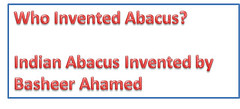 Indian Abacus Invented by Basheer Ahamed (Ind-Abacus) Tags: new school game kids training student do play control indian chinese competition course teacher master national mind math online buy learning how coaching division maths tutorial abacus invention mental franchise ahamed tutor entrepreneur arithmetic basheer soroban