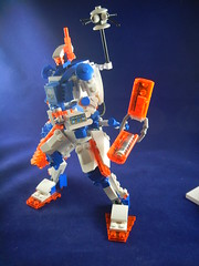 Sample collected (donuts_ftw) Tags: lego space scifi mecha moc iceplanet