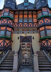 Town Hall Wernigerode (DokuDoc) Tags: deutschland cityhall rathaus walimex f4 wernigerode saxonyanhalt sachsenanhalt rokinon samyang12mm120