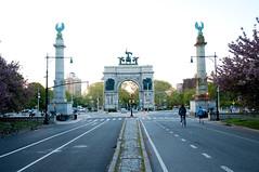 Grand Army Plaza, Brooklyn (Rad_TV) Tags: nyc newyorkcity brooklyn grandarmyplaza