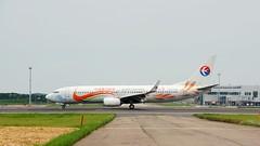 DSC01535 (Papi Hsu) Tags: sony taiwan boeing  737 tpe chinaeasternairlines a500   dslra500