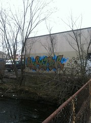 Shelt (laughing spinning dancing) Tags: graffiti providence snarl mw sabat shelt bigdogsinc