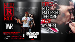 VERB ON ROC | RATED R RADIO EP3 P1... (battledomination) Tags: radio t roc one big freestyle king ultimate pat domination clips battle dot charlie r hiphop rap lush smack trex league stay mook p1 rapping murda battles | ep3 rone on the conceited rated charron saurus verb arsonal kotd dizaster filmon battledomination