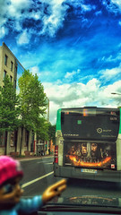 20/05/2016 day 271 : Warcraft (shaye.photo@yahoo.fr) Tags: street paris bus weather cloudy warcraft figurine miss meteo iphone project365 365days 500px 365photos iphonephoto missmeteo ifttt iphone6s