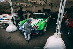 I choose this one (IainDix) Tags: car pits race kid track automotive racing porsche choice