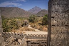Uparkot Fort (Maria Dashkevich) Tags: india fort gujarat junagarh indianarchitecture junagarhfort incredibleindia indiastreets uparkotfort uperkot гperkot uperkotfort