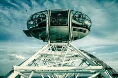 London Eye View 3 (fabiopaivareis) Tags: inglaterra england london honeymoon londoneye londres rodagigante luademel