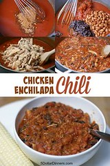 Chicken Enchilada Ch (alaridesign) Tags: chicken enchilada chili ~ 31 days soups stews