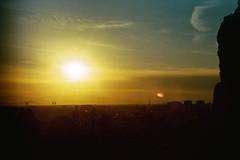 (4) (mariaaa.filipova) Tags: plovdiv sunset   chill afternoon bulgaria fujicolor 200 film fujifilm analog zenitttl soviet camera helios44m spring 2016