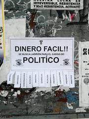 Dinero facil (D11 Urbano) Tags: boy art girl poster stencil arte venezuela nios caracas urbano lucha venezolano arteurbano luchas d11 streetartvenezuela artvenezuela d11streetart arteurbanovenezuela d11art d11urbano