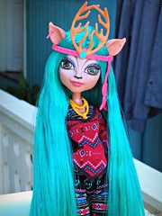 Isi Dawndancer (Bell) Tags: monster high isi dawndancer