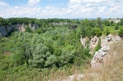 LIBAN-104 (MMARCZYK) Tags: polska pologne krakow krzemionki liban kamieniolom wapiennik piec four fourchaux postindustrialny postindustriel panorama pejzaz paysage
