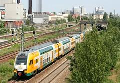 ET 445.111 (Daniel Wirtz) Tags: berlin kiss westhafen moabit 445 stadler odeg ostdeutscheeisenbahn
