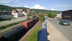 CSX Mohawk Subdivision, Little Falls, NY (CNYrailroadnut) Tags: littlefalls ny