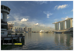 Marina Bay @ Singapore (wsboon) Tags: marinabay singapore nikon d5300 tamron tamron100240mmf3545 100240mmf3545 cityscape pimp masteratwork singaporelandscape singaporecity water sky clouds land architecture color exposure dri blending corporate cruise singaporecruise skyscrapers nocommentsimplyperfectsingaporeview view singaporefamouslandmarks singaporetouristattractions relax tourist tourism city singaporecityscape travel buildings centralbusinessdistrict cbd composition perspective design light google search asia visit destination photo photograph peopleculture uniquelysingapore singapura holiday heart nocturne nocturnal calm serene explore