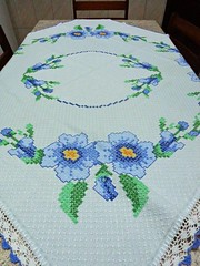 8 (AneloreSMaschke) Tags: tecido xadrez bordado interior decoração artesanato
