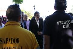 Pedro Passos Coelho em Mira