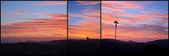 """Golden Glow..."" (Art4TheGlryOfGod) Tags: collage art4theglryofgod artforthegloryofgod art artistic sunset august majesty glorious goldenglow pinkclouds pinksky sky skylovers california southerncalifornia sandiego catholic christian spirituality spiritual inspirational hilltopview"