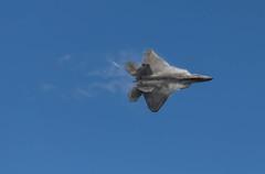 USAF F-22 Raptor - RIAT 2016 #8 (r.j.scott) Tags: royalinternationalairtattoo riat riat2016 royalairforce raf raffairford airshow aircraft airdisplay canon 550d usaf unitedstatesairforce f22 raptor stealth airsuperiority lockheedmartin 094191