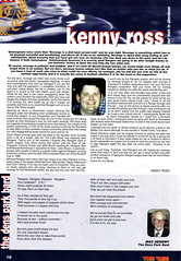 Dundee vs Rangers - 2000 - Page 16 (The Sky Strikers) Tags: dundee rangers scottish premier league spl bank of scotland dens park matchday magazine one pound fifty