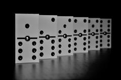 SIX (Jordi sureda) Tags: six minimal monochrome jordisureda juego blackandwhite simple detail creative photography negro white numeros