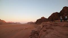 IMG_1946 (sheepman) Tags: wadirum jeep sunset