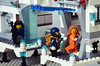 Fort Raid prison open (Oky - Space Ranger) Tags: lego fort space prison pirate imperial raid outpost bluecoat