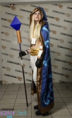 Official Comicdom Con Athens 2015 Cosplay Prejudging Photos: Jaina, World of Warcraft (SpirosK photography) Tags: portrait game costume official cosplay games worldofwarcraft videogame jaina videogamecharacter costumeplay prejudging cosplaycontest comicdomconathens2015