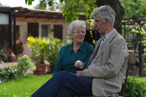 Regina und Heinz Miels