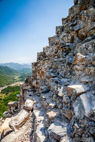 Schody na Murze Chińskim