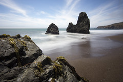 Week 3/52 (DerickCarss) Tags: ocean california county ca sea beach san francisco rocks cove marin headlands rodeo
