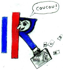 le(s) rpublicain(s) (Jack Des Brumes) Tags: les logo humour sarkozy rpublicains
