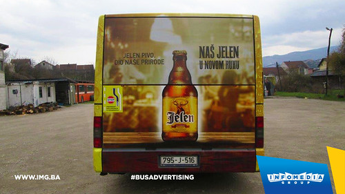 Info Media Group - Jelen pivo, BUS Outdoor Advertising, 03-2016 (7)