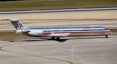 American - N7548A - MD82 (Charlie Carroll) Tags: tampa florida tampainternationalairport ktpa