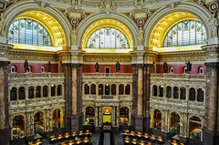 (CP.Photos) Tags: amazing library books study congress