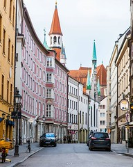Munich (almost) without people - Altes... (munichz) Tags: germany munich deutschland bavaria nopeople m muc withoutpeople uploaded:by=flickstagram instagram:venuename=munich2cgermany instagram:venue=213359469 instagram:photo=115059244921587591032169241