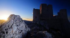 Alba a Rocca Calascio (Gaia83) Tags: roccacalascio veterinarifotografi
