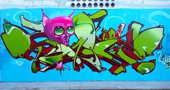 Street Cats (SRCARAMELOS) Tags: new colors inca graffiti spain colours fresh gato cans sez cyrus eds candyman caramelos cain graffitiporn