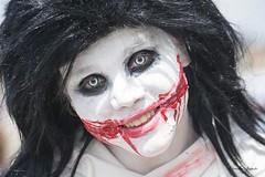Jeff the Killer.. (cornelia_auguste) Tags: portrait jeff comic style killer cosplayer dsseldorf 2016 japantag